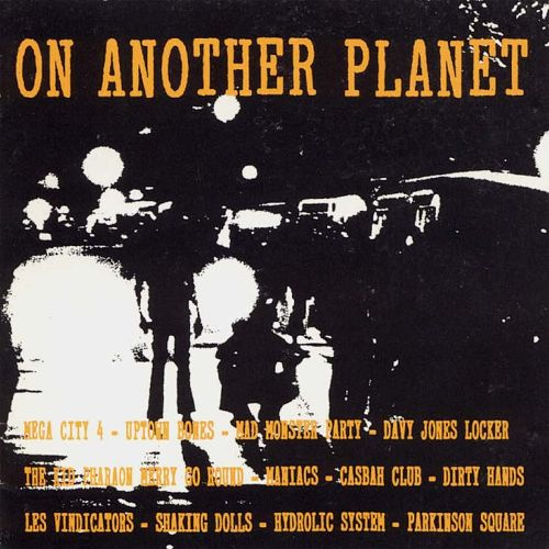 On Another Planet, Cover