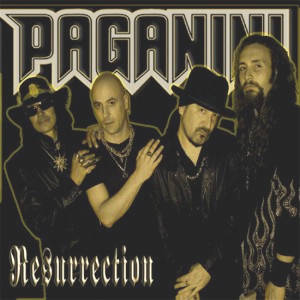 paganini - ressurection cover