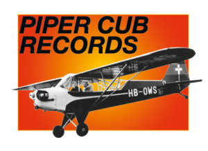 Logo Piper Cub Records