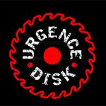Urgence Disk Records - Logo